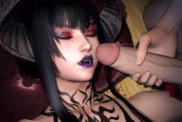 Lili Masturbates over Sleeping Eliza