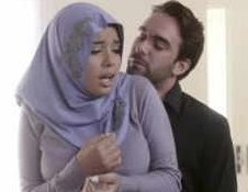 FBI Officer Fucks Repressed Muslim Housewife