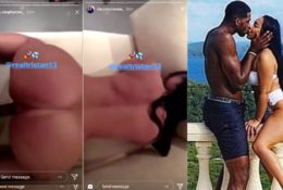 FULL VIDEO: Tristan Thompson Sex Tape Leaked With Jordan Craig!