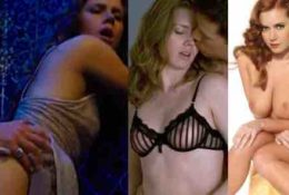 Amy Adams Nudes And Porn Leaked!