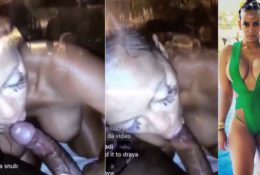 Sundy Carter Sex Tape Blowjob With Meechie Leaked!