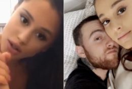 Ariana Grande Sex Tape With Mac Miller Leaked!