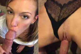 Katie Cassidy Blowjob And Nude Photos Leaked!