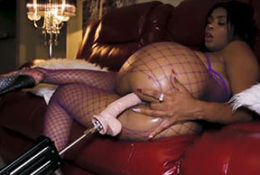 Megan Ashli Nude Fucking Machine Porn Video