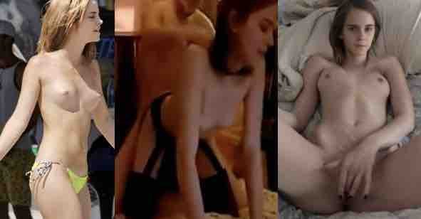 Is the emma watson sex tape real