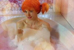 Amouranth Misty Cosplay Bathtub Video