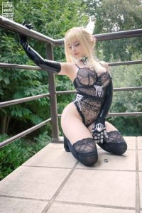 Mikomi Hokina Violet Evergarden Photos