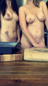 Naked Bakers Snapchat Nude Photos.