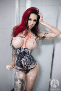 Starfucked Nude Lingerie Photos