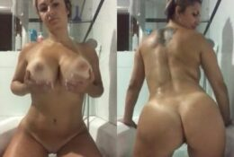 Swedish Bella Nude Bathtub Onlyfans Video
