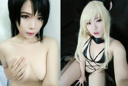 Kururin Lewd Cosplay Nudes And Video
