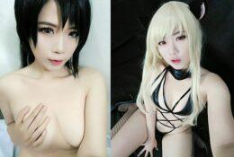 Kururin Lewd Cosplay Nudes And Video