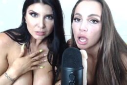 Abigail Mac & Romi Rain First Double ASMR JOi Video
