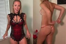 Vicky Stark Nude Try On Game Of Thrones Lingerie Video