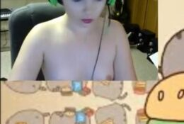 Mikamikugrl Topless Accidental Nude Twitch Stream Video
