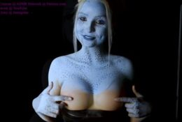ASMR Network Nude Alien Patreon Video