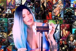 ASMR Amy For My Super Hero ASMR Video