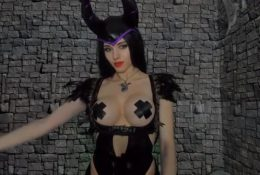 Amouranth Maleficent ASMR Patreon Video
