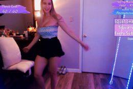 Twitch Streamer Pink Sparkles Lewd Dance