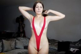 Anna Zapala Patreon Bikini Sexy YouTuber