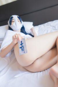 Ayame Kajou Nude Cosplay Photos
