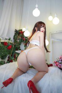 Chono Black Nude Lewd Photos