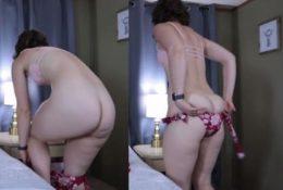 Curves_4_daze Nude Lingerie Try On Haul