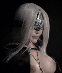 Kalinka Fox Nude Dark Soul Cosplay Photos