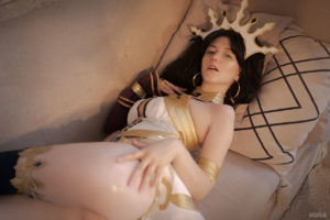Lyumos Ishtar Cosplay Nude Photos