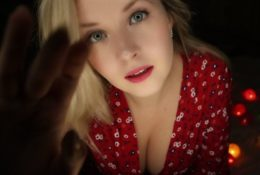 Valeriya ASMR Lens Kissing Exclusive video
