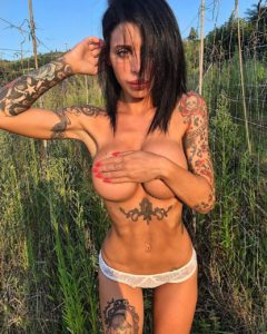 Alexis Mucci Topless Snapchat Nudes