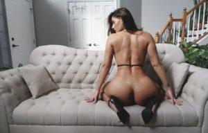 Florina Fitness Nude Youtuber Lingerie Photos
