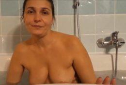 Simo Non Solo Radio Nude Patreon Bath Bomb