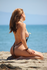 Christina Khalil Bikini Beach Bonus Leaks