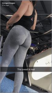 Megan Morgan Sexy Nudes Leaked