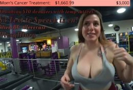 Moxymary Milkers Sexy Gym Stream