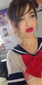 April Hylia Nude Schoolgirl