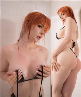 Jenna Lynn Meowri Nude Shower