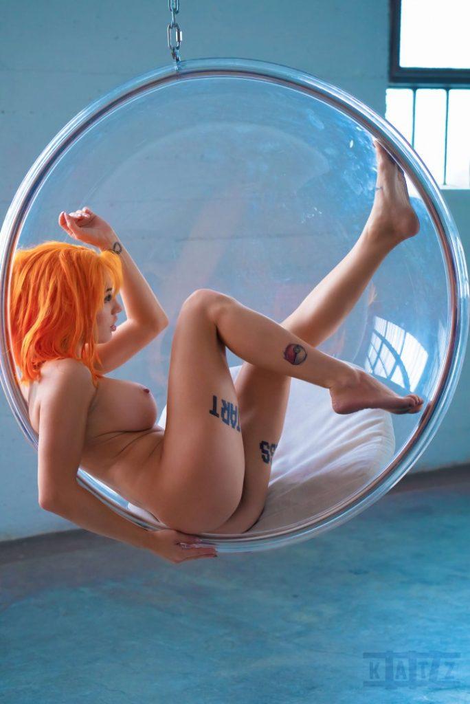 Celeb Leeloo Nude Photos
