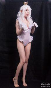 Megumi Koneko Nude Boosette Cosplay