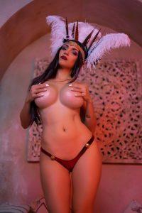Octokuro Nude Santanico Pandemonium