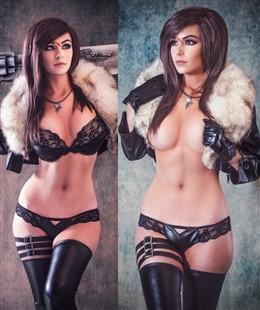 Danielle Beaulieu Squall Leonhart Cosplay