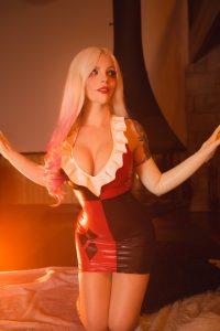Katyuska Moonfox Harley Quinn Cosplay