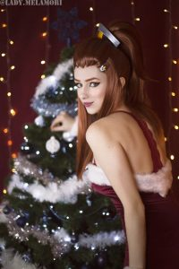 Lady Melamori Christmas Brigitte