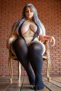 Momokun Sexy Black Trikini Photos Leaked