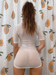 Natalie Roush NSFW Booty Lingerie Leaked