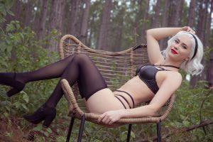 Nichameleon Sabrina Spellman Cosplay