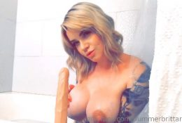 Brittany Jeanne Nude Dildo Fucking Onlyfans Leaked Video