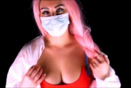 Masked ASMR Doctor Roleplay Video!