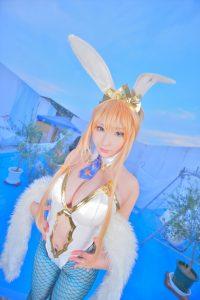 Saku Shooting Star Royal Bunny